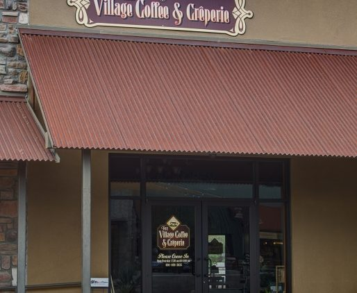 village coffee and creperie